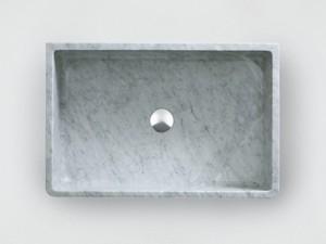 Agape Carrara lavabo da appoggio ACER0730P
