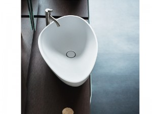 Agape Drop lavabo da appoggio ACER1098L