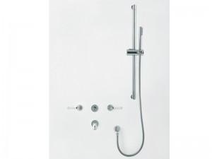 Agape Fez rubinetto vasca a parete 4 fori ARUB191000C
