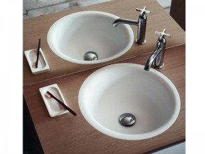 Agape In-Out lavabo ad incasso ACER1061IZ