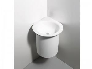Agape In-Out lavabo angolare sospeso ACER10640Z