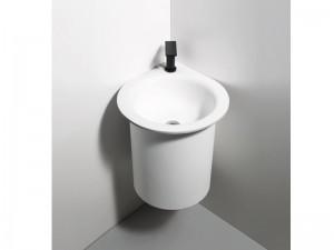 Agape In-Out lavabo angolare sospeso ACER1064RZ