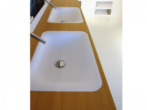 Agape Ottocento 002 lavabo ad incasso ACER0899LZ