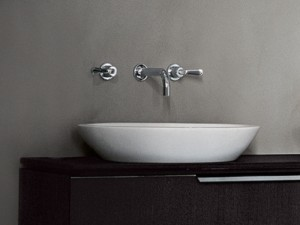 Agape Spoon lavabo semincasso ACER0700IZ