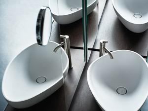 Agape Square rubinetto lavabo ARUB1095