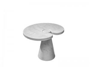 Agapecasa Eros tavolino sagomato in marmo