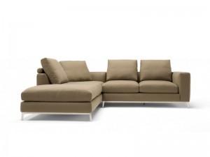 Amura Dorsey divano componibile in pelle DORSEY022.051