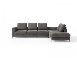 Amura Dorsey divano componibile in pelle DORSEY031.052