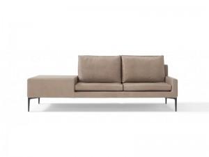 Amura Elsa divano in pelle ELSA122