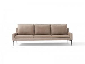 Amura Elsa divano in pelle ELSA060