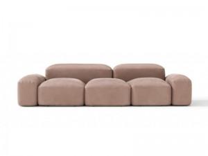 Amura Lapis divano in pelle LAPIS060