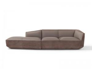 Amura Panis divano in tessuto PANIS032.057