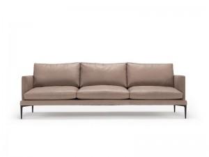 Amura Segno divano in pelle SEGNO060