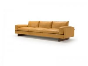 Amura Tau divano in pelle TAU060