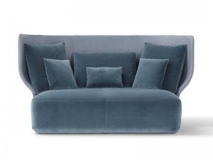 Amura Wazaa divano in tessuto WAZAA236