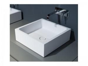 Antonio Lupi Blokko lavabo da appoggio 45cm BLOKKO2