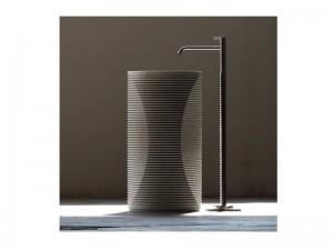 Antonio Lupi Introverso lavabo freestanding INTROVERSO2