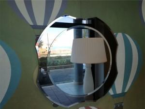 Antonio Lupi Luxor specchio tondo LUXOR7