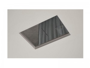 Antonio Lupi Meteo soffione doccia a soffitto con cascata METEO2C