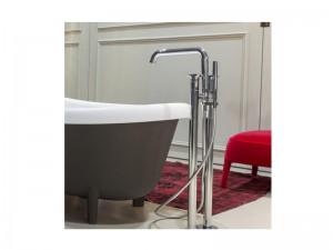 Antonio Lupi Timbro rubinetto vasca con doccetta TB933