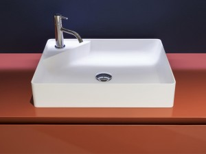Antonio Lupi Simplo lavabo da appoggio SIMPLO54