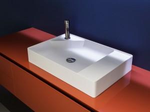 Antonio Lupi Simplo lavabo da appoggio SIMPLO63