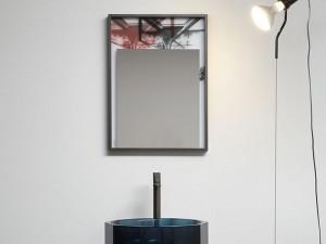 Antonio Lupi Collage specchio con stampa COLLAGE350