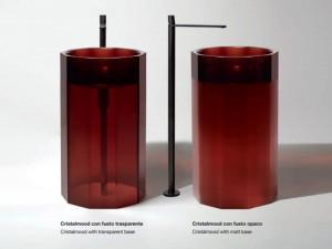 Antonio Lupi Vitreo lavabo freestanding VITREO