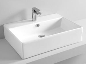 Artceram Quadro 65 lavabo sospeso o da appoggio QUL003