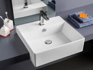 Artceram Quadro 50 lavabo a incasso QUL004