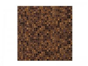 Bisazza Miscele mosaico Bronzite