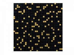 Bisazza Miscele mosaico Prince Black