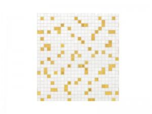 Bisazza Miscele mosaico Prince White