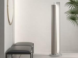 Caleido Stilus radiatore elettrico freestanding con Led FSTID1755LEPL