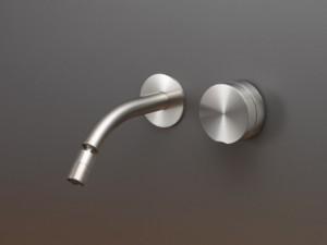 Cea Giotto Plus rubinetto bidet 2 fori a parete con bocca orientabile GIO73