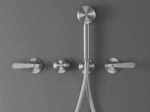 Cea Lutezia miscelatore termostatico doccia o vasca con doccetta