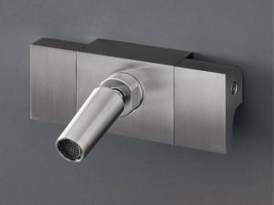 Cea Neutra rubinetto bidet a parete con bocca orientabile NEU15