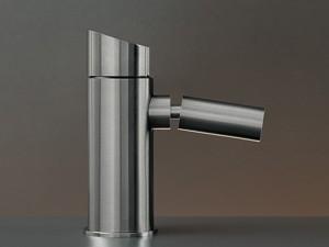 Cea Ziqq rubinetto bidet idroprogressivo monocomando con bocca orientabile ZIQ36
