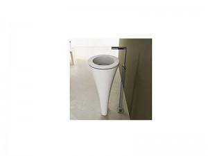 Cielo Amedeo colonna per lavabo tondo AMCOLT