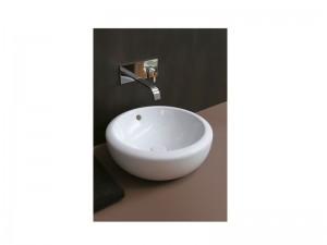 Cielo Fluid lavabo da appoggio FLLA45