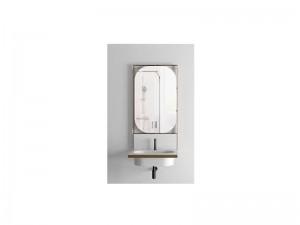 Cielo Elle Ovale lavabo con struttura