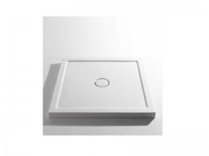 Cielo Venticinque piatto doccia quadrato reversibile PDR8080