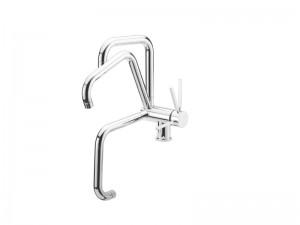 Crolla Puro rubinetto cucina abbattibile P580