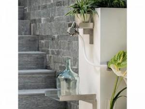 Dueacca Kit 03 Outdoor rubinetto monocomando a parete 4110038101