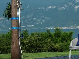 Dueacca Kit 05 Outdoor colonna doccia per albero 4110058101