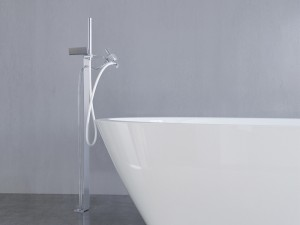 Dueacca Kit 07 Indoor rubinetto vasca freestanding con doccetta 4120078101