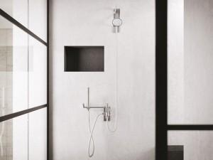 Dueacca Kit 09 Indoor rubinetto doccia con soffione e doccetta 4110098101