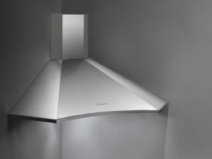 Falmec Design cappa angolare ELIOS