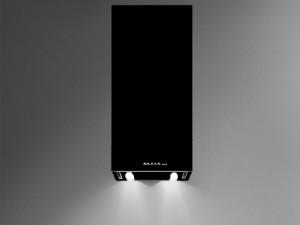 Falmec Design cappa a isola o a parete MIRA BLACK