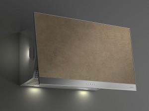 Falmec Design cappa a parete TRIM
